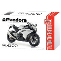 Pandora DXL-4200 MOTO