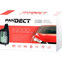 Pandora Pandect X-2000