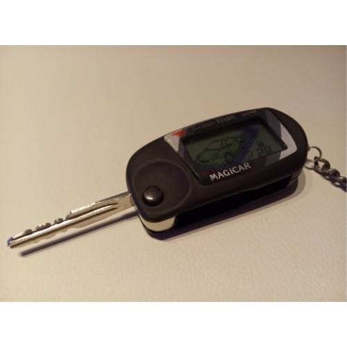 Scher Khan Magicar 5 N + смарт ключ (корпус брелка) 2 в1
