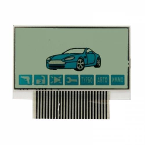 SL A61 N (дисплей на шлейфе брелка)