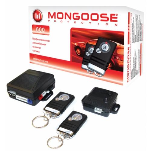 Mongoose 600