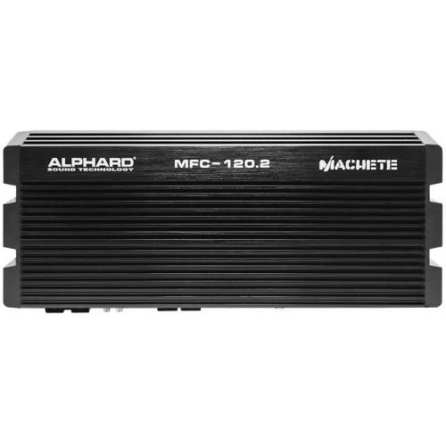 Усилитель Alphard MFC-120.2