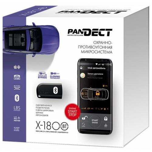 Pandora Pandect X-1800BT