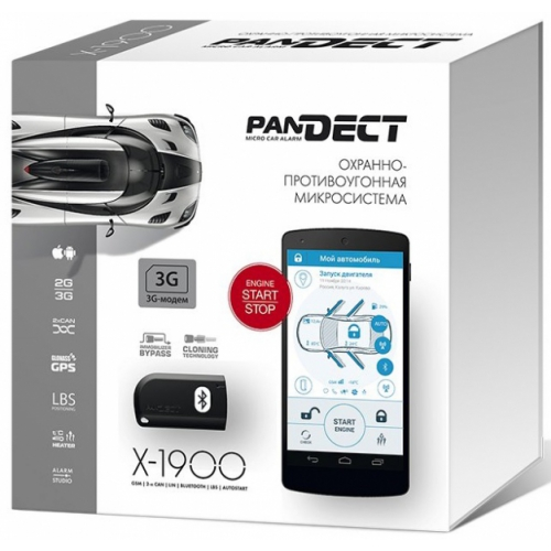 Pandora Pandect X-1900
