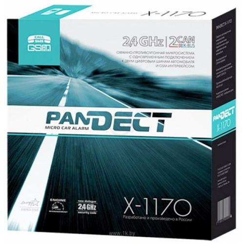 Pandora Pandect X-1170